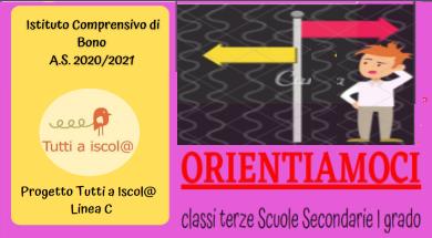 Opuscolo Orientamento: classi terza Scuola Secondaria