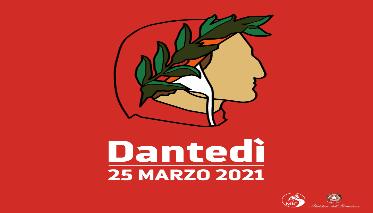 25 Marzo 2021 #Dantedì